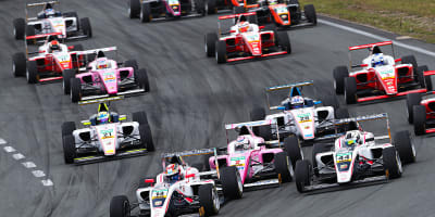 ADAC Formel 4 CM.com Circuit Zandvoort (NL)