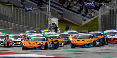 ADAC GT4 Germany Red Bull Ring (A)