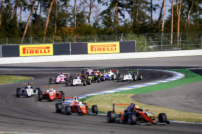 ADAC Formel 4 Hockenheimring Baden-Württemberg