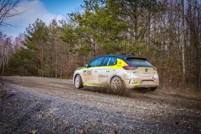 ADAC Opel e-Rally Cup AvD-Sachsen-Rallye, Zwickau