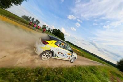 ADAC Opel e-Rally Cup 57. ADAC Knaus Tabbert 3 Städte Rallye, Freyung