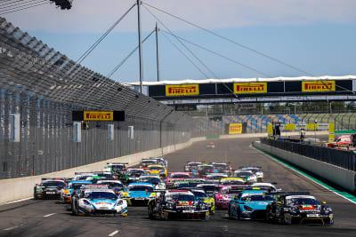 ADAC GT Masters DEKRA Lausitzring