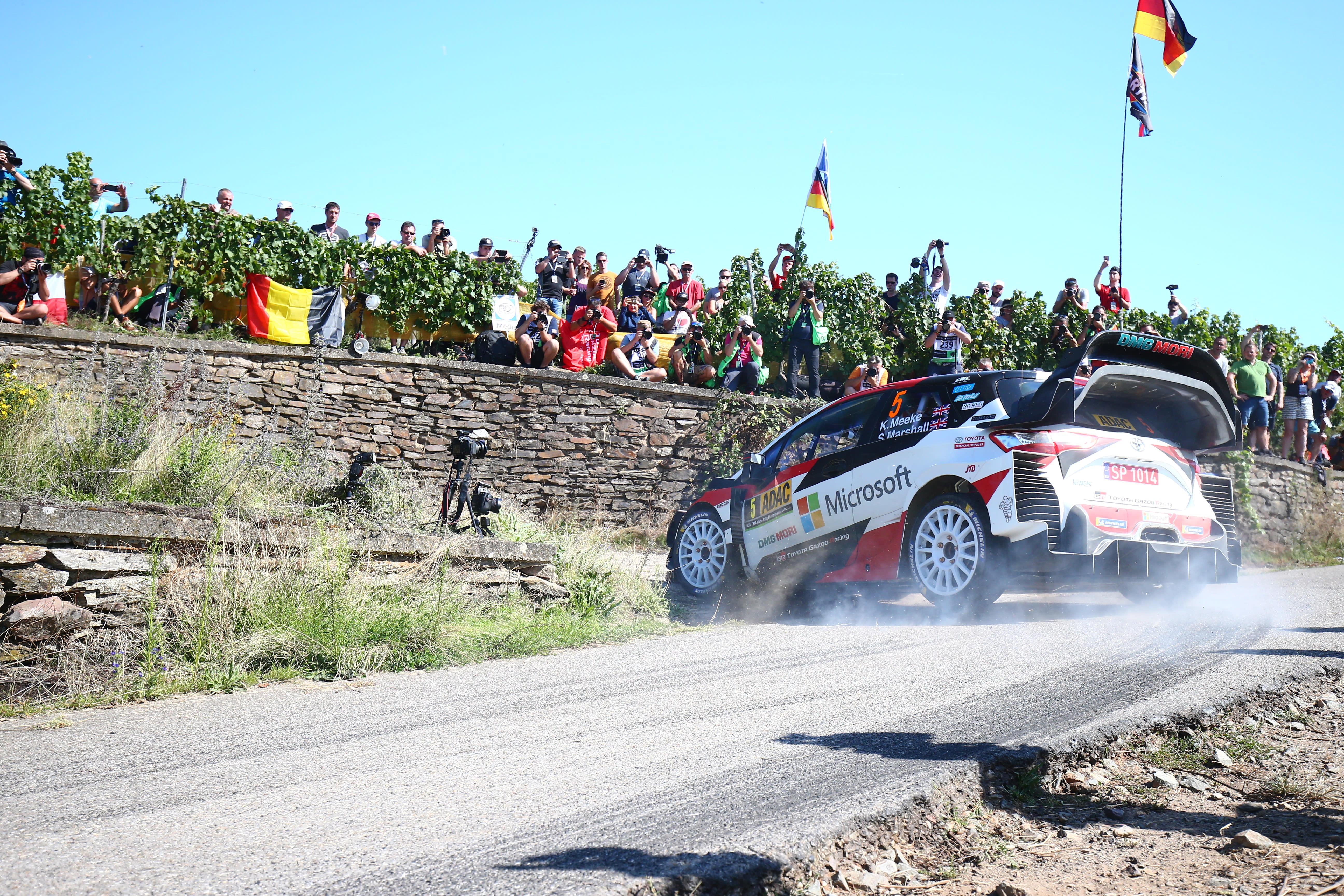 ADAC Rallye Deutschland 2020 abgesagt