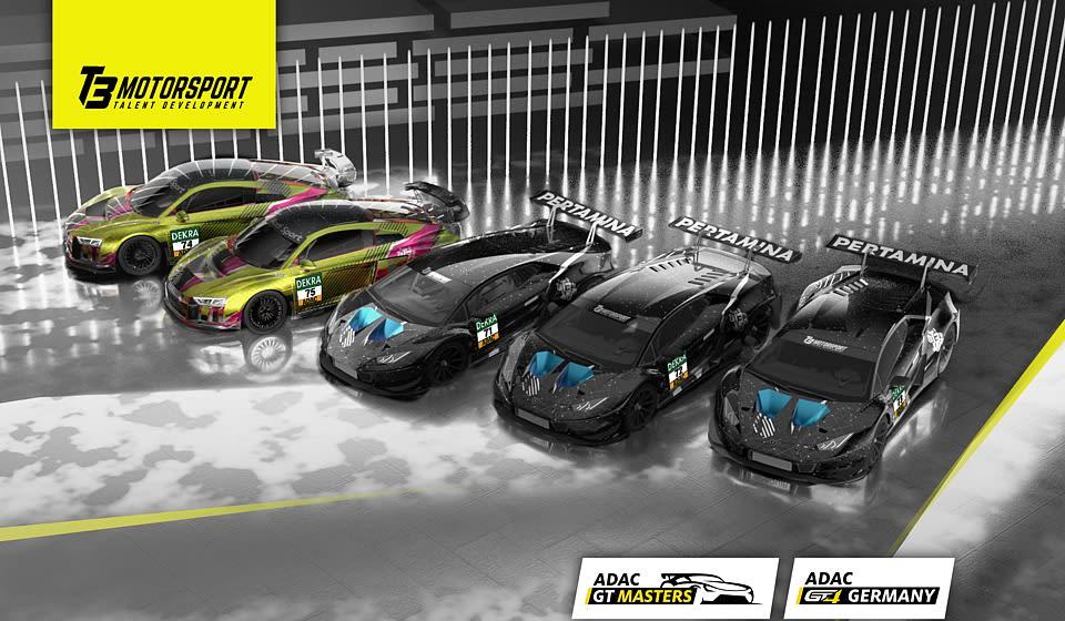 T3 Motorsport setzt 2021 auf Lamborghini Erste Fahrer stehen bereits fest