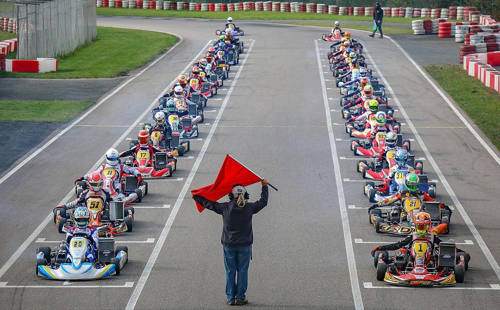 ADAC Kart Masters: Favoriten holen Meistertitel