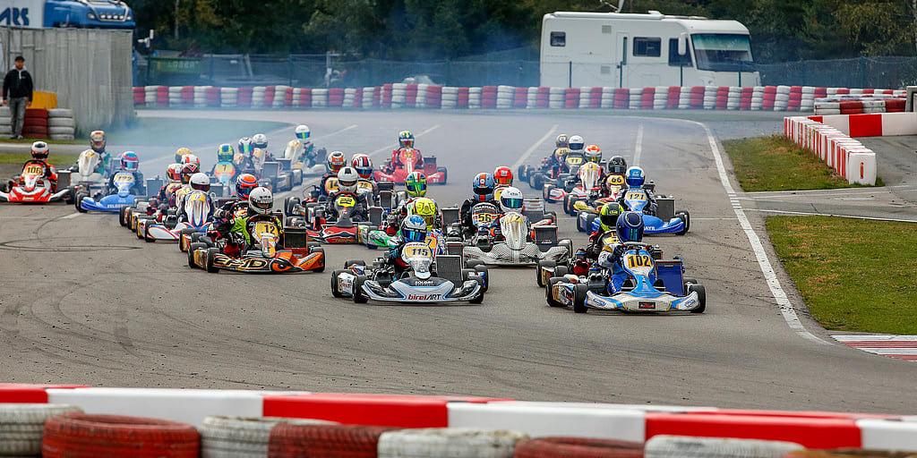 Volles Haus beim Finale des ADAC Kart Masters