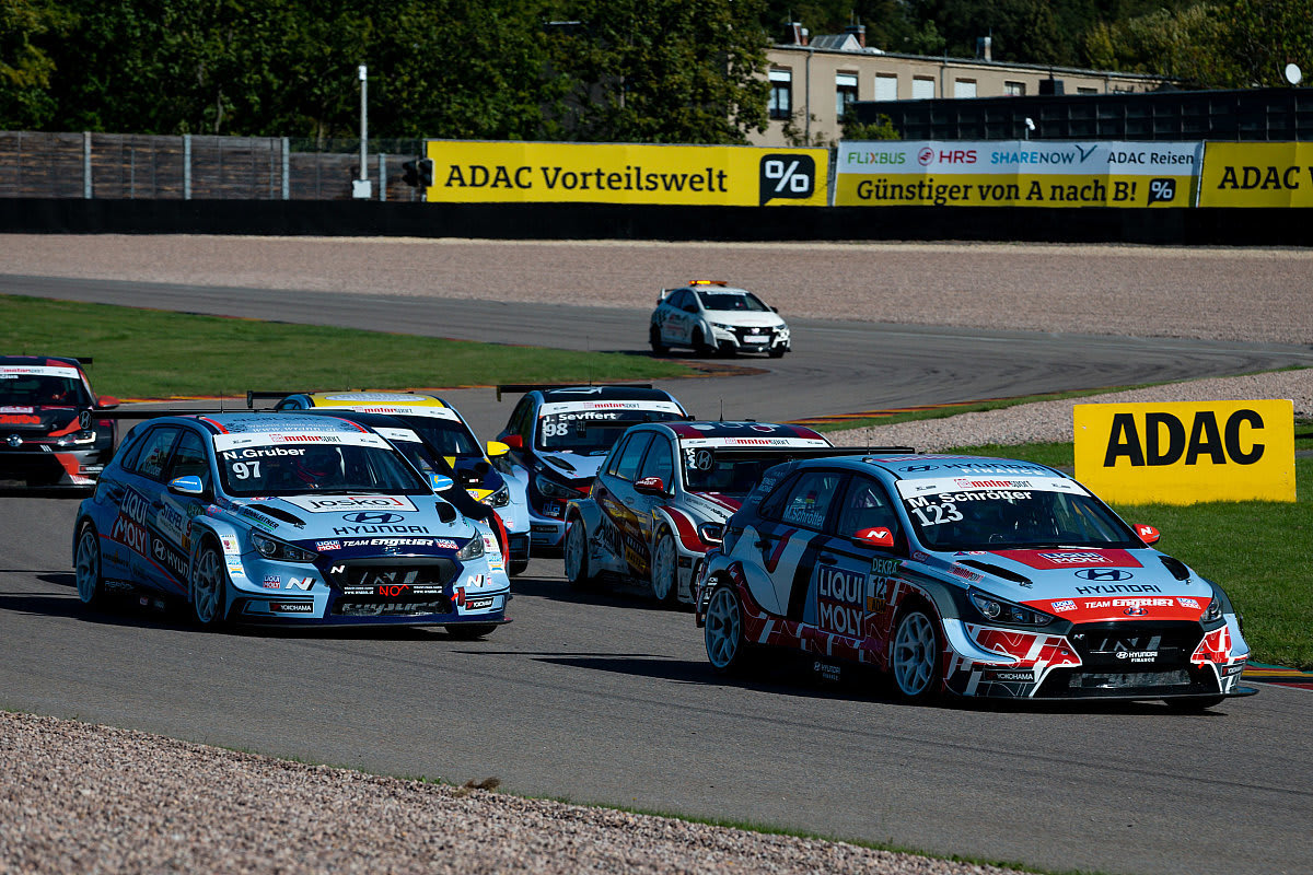 ADAC TCR Germany Sachsenring