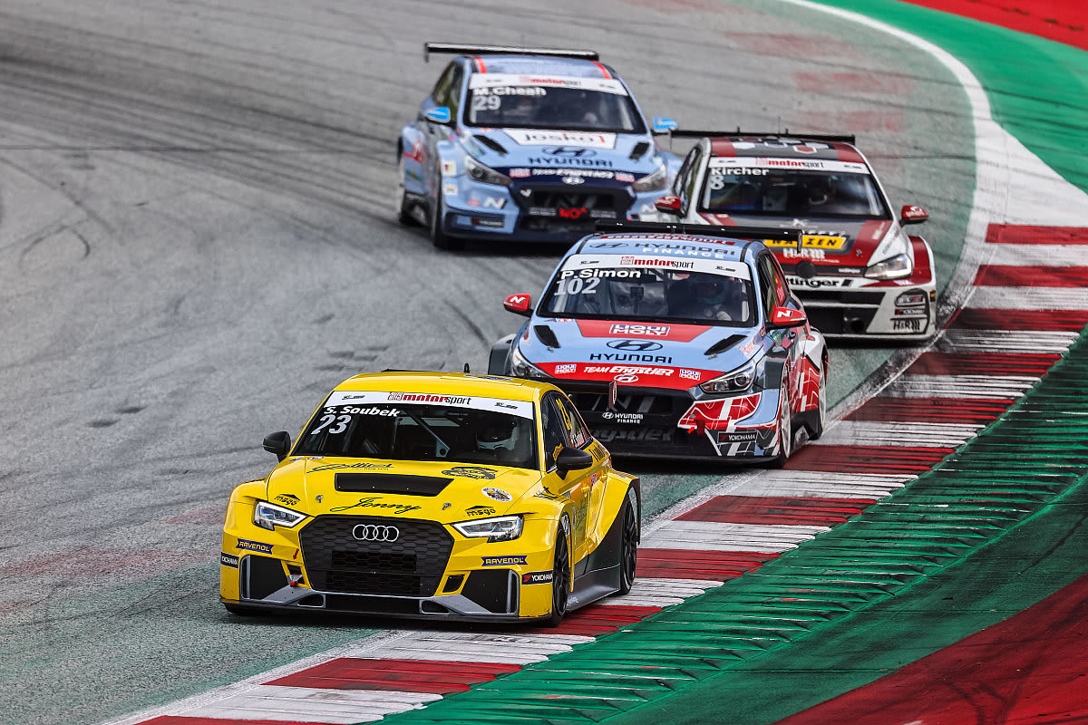 ADAC TCR Germany Red Bull Ring (A)