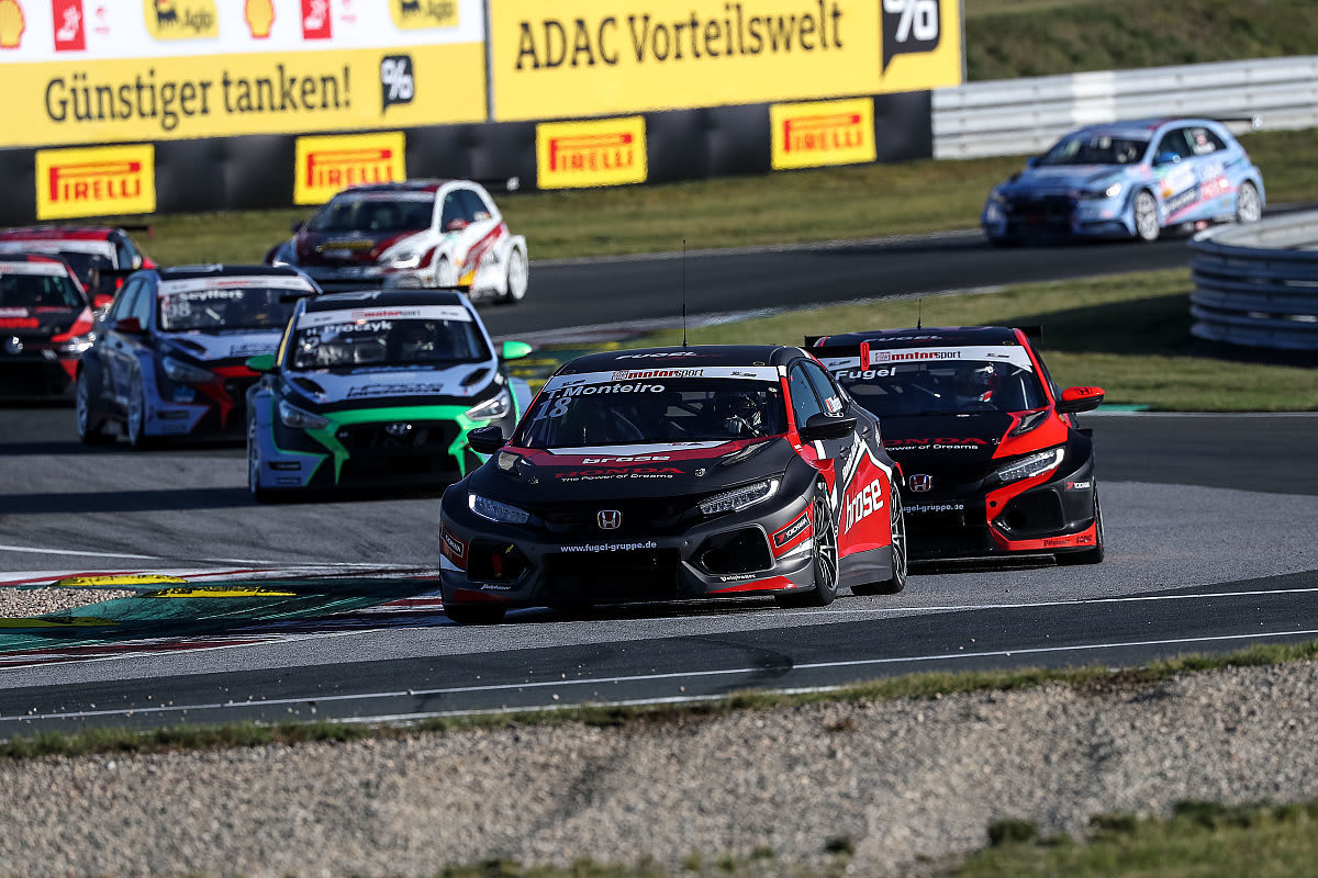ADAC TCR Germany Motorsport Arena Oschersleben
