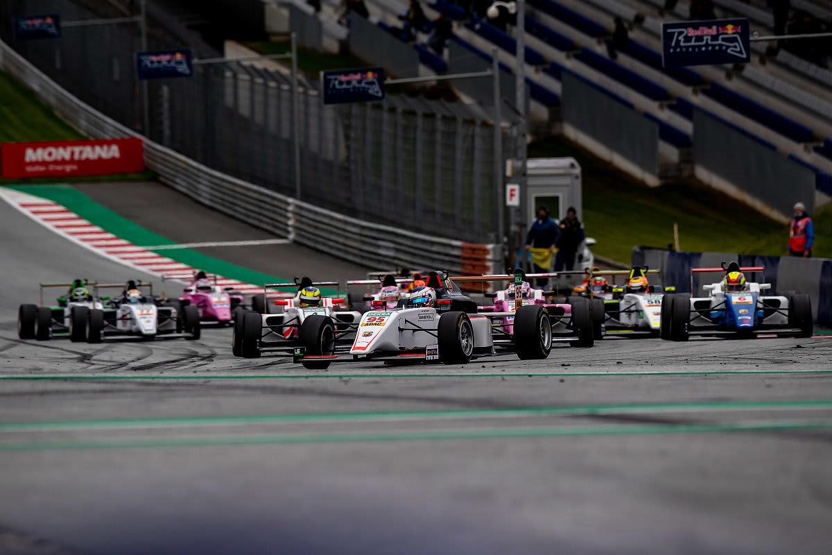 ADAC Formel 4 Red Bull Ring (A)