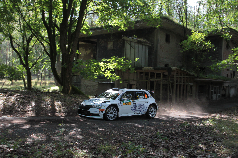 Saisonstart für DRM und ADAC Rallye Masters in Sulingen