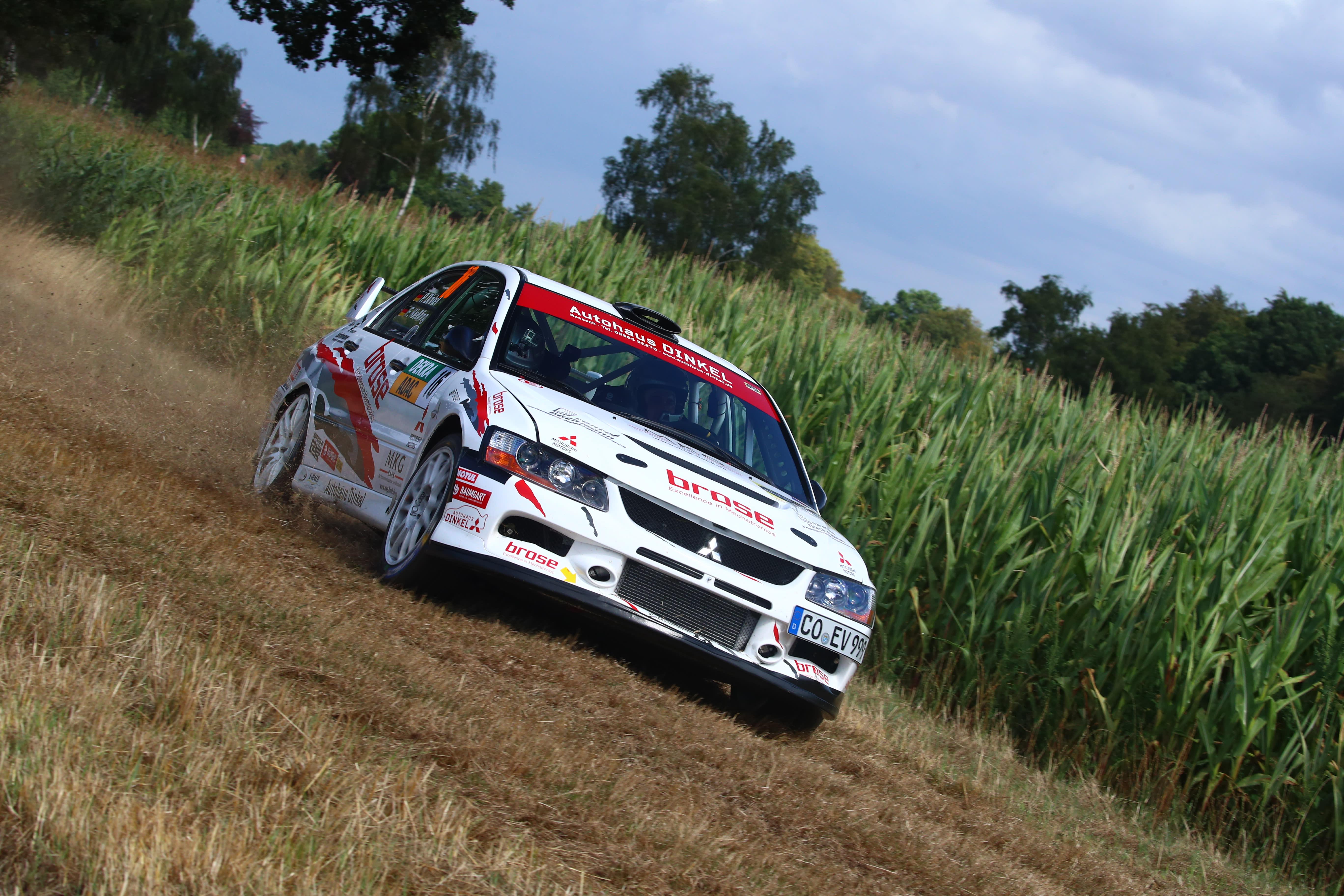 Saisonstart für ADAC Rallye Masters in Sulingen