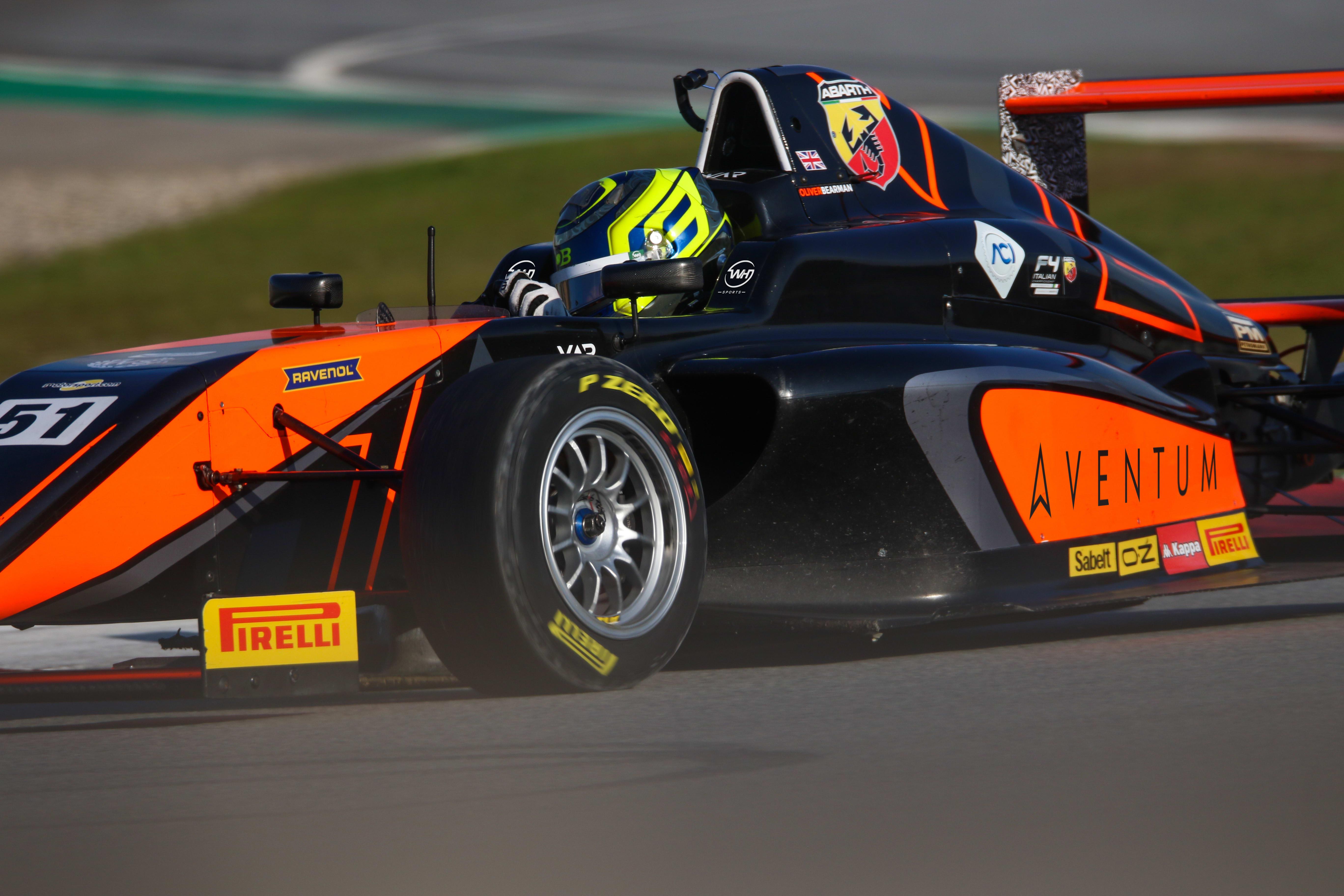 Titel im Blick: Bearman wechselt zu Van Amersfoort Racing