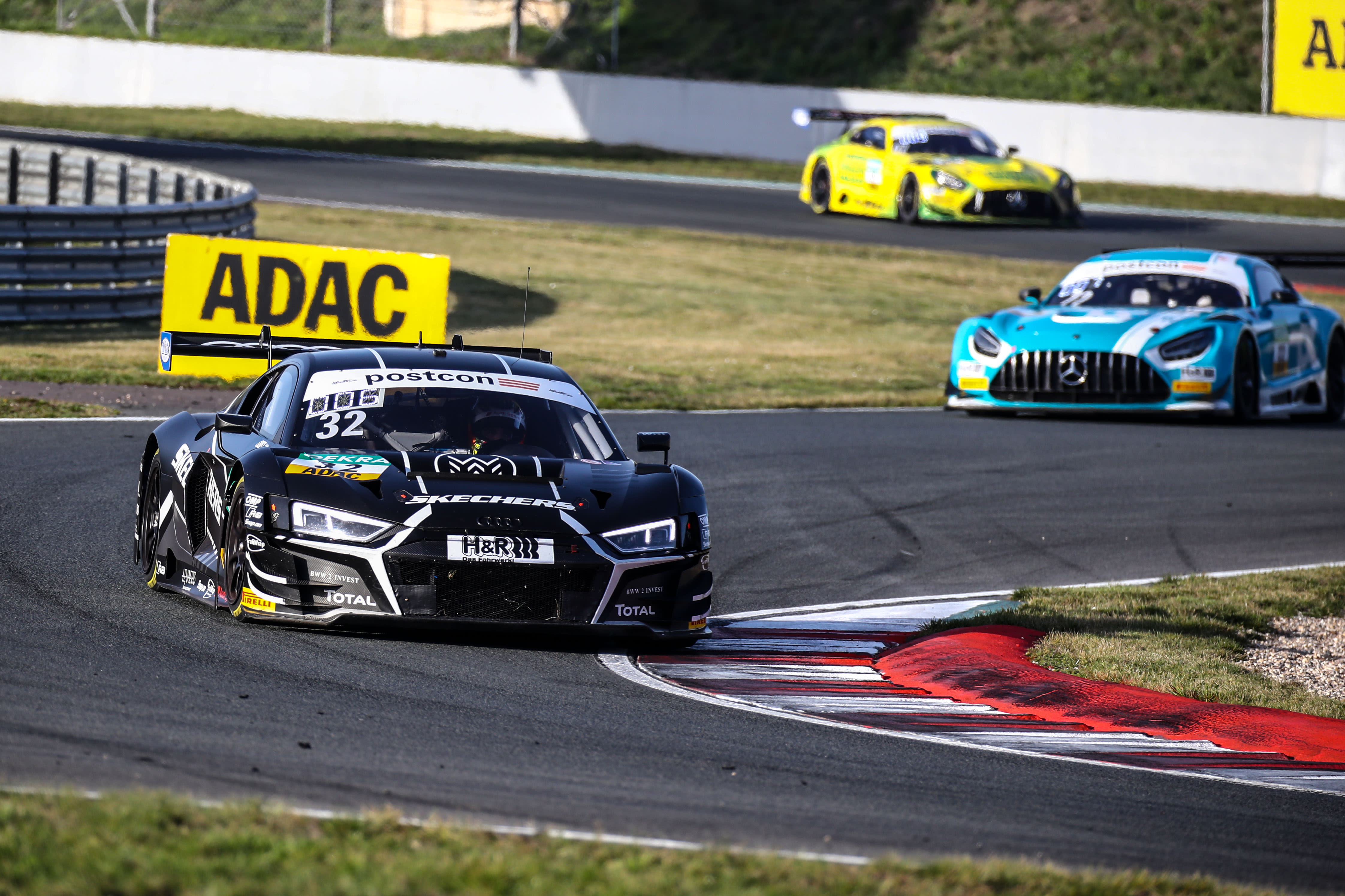 WRT startet auch 2021 im ADAC GT Masters