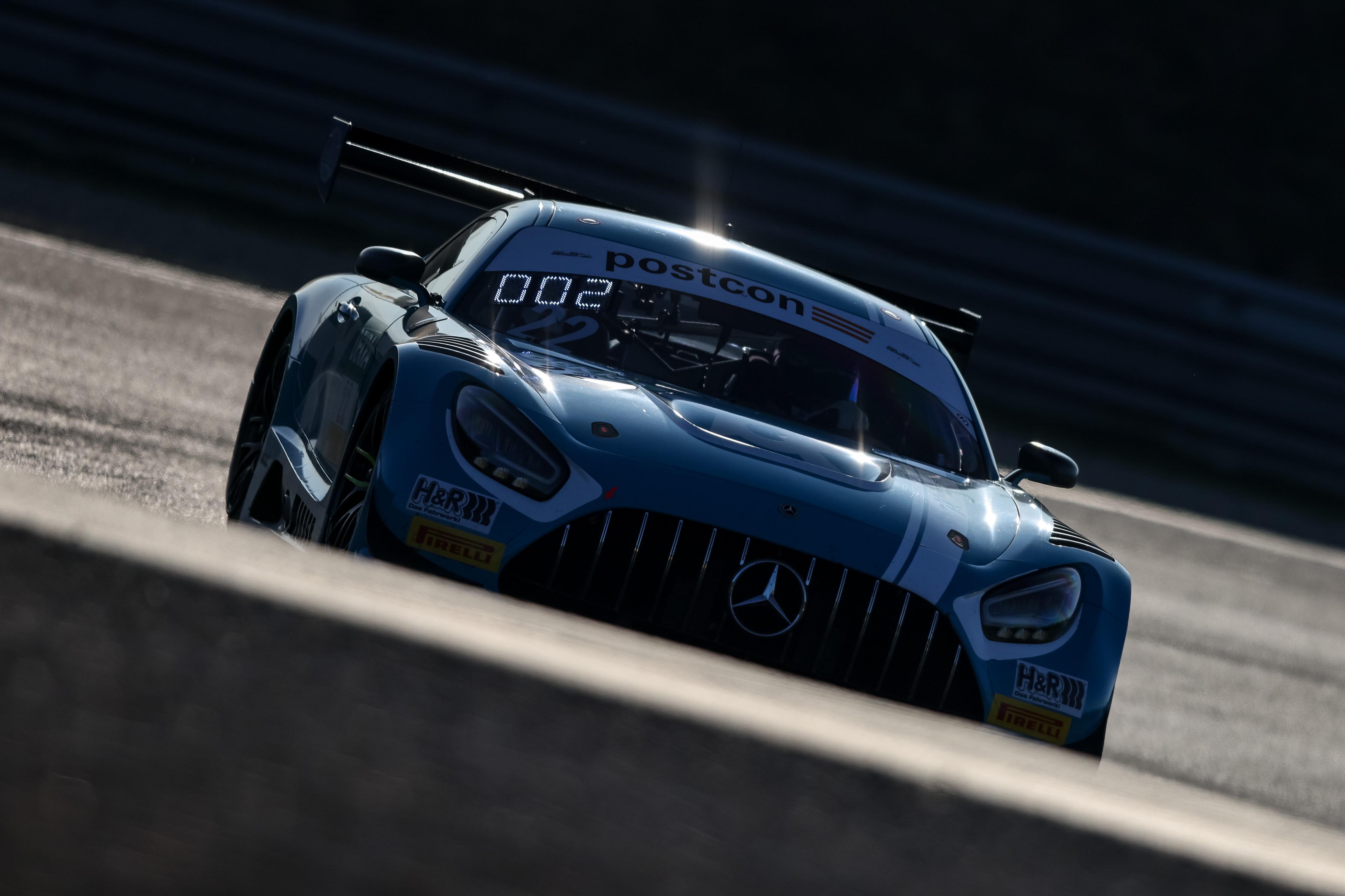 Luca Stolz: Weiter bei Mercedes-AMG