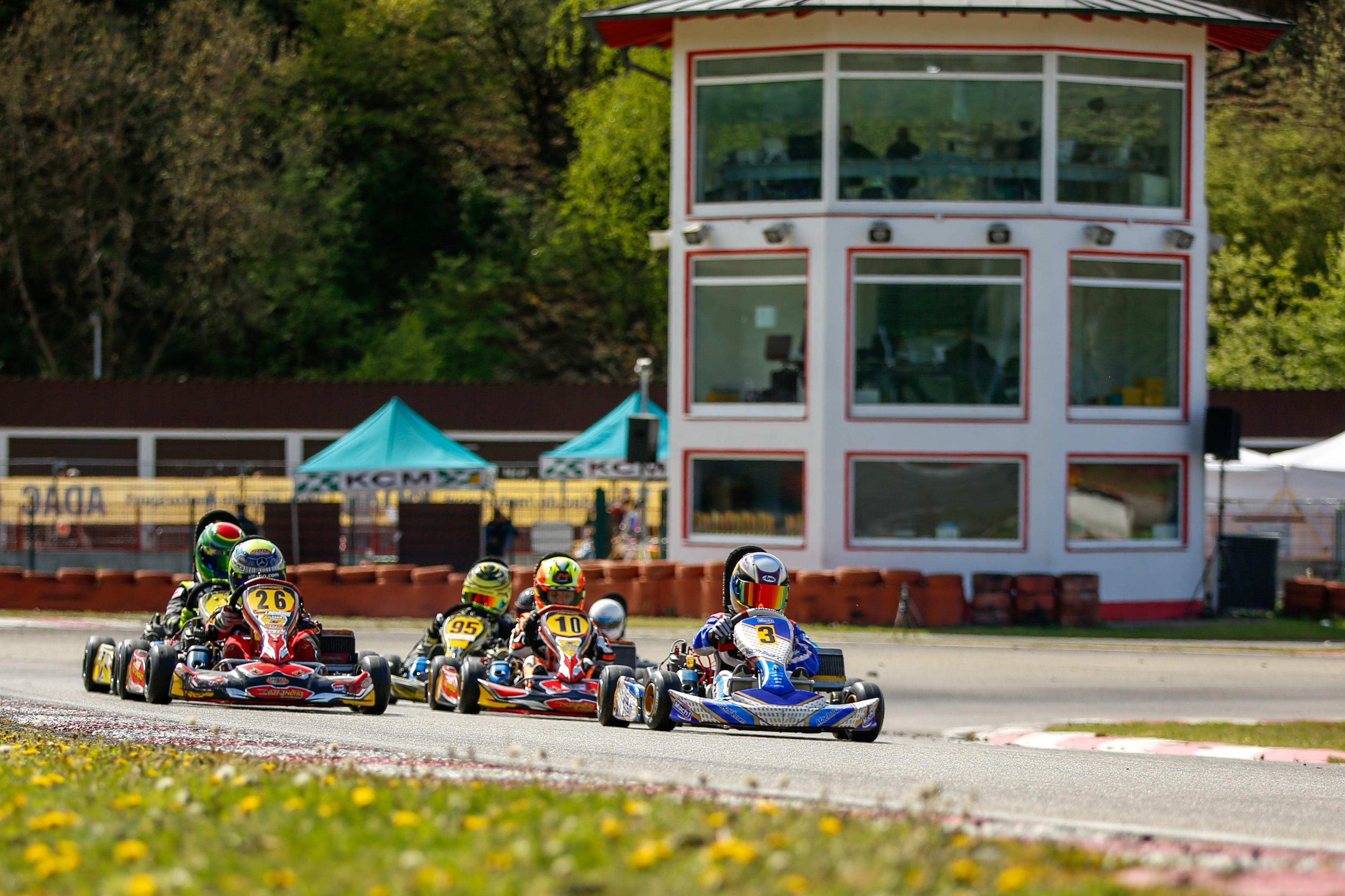 ADAC Kart Masters Ampfing
