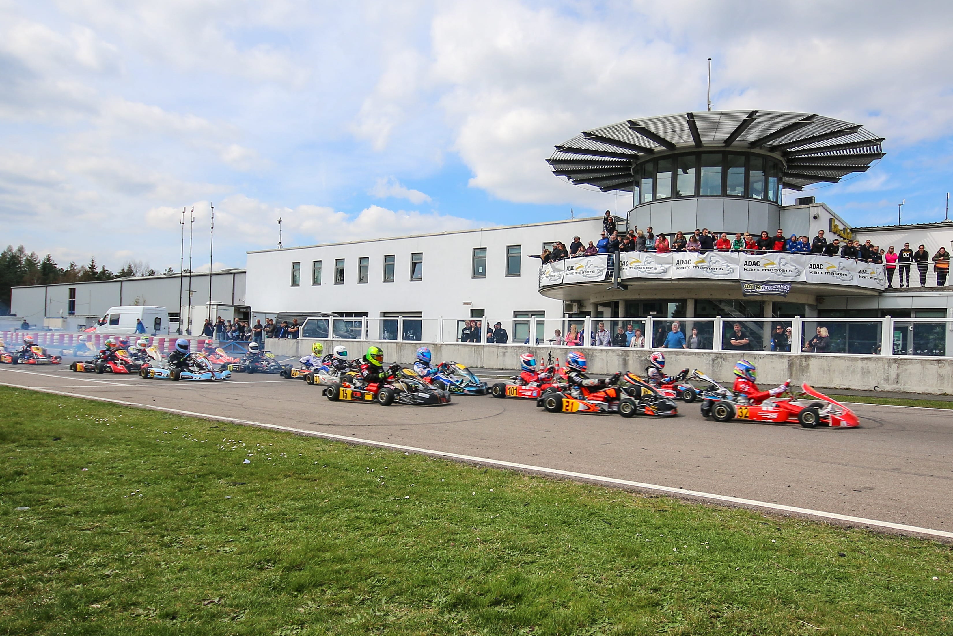 ADAC Kart Cup Wackersdorf
