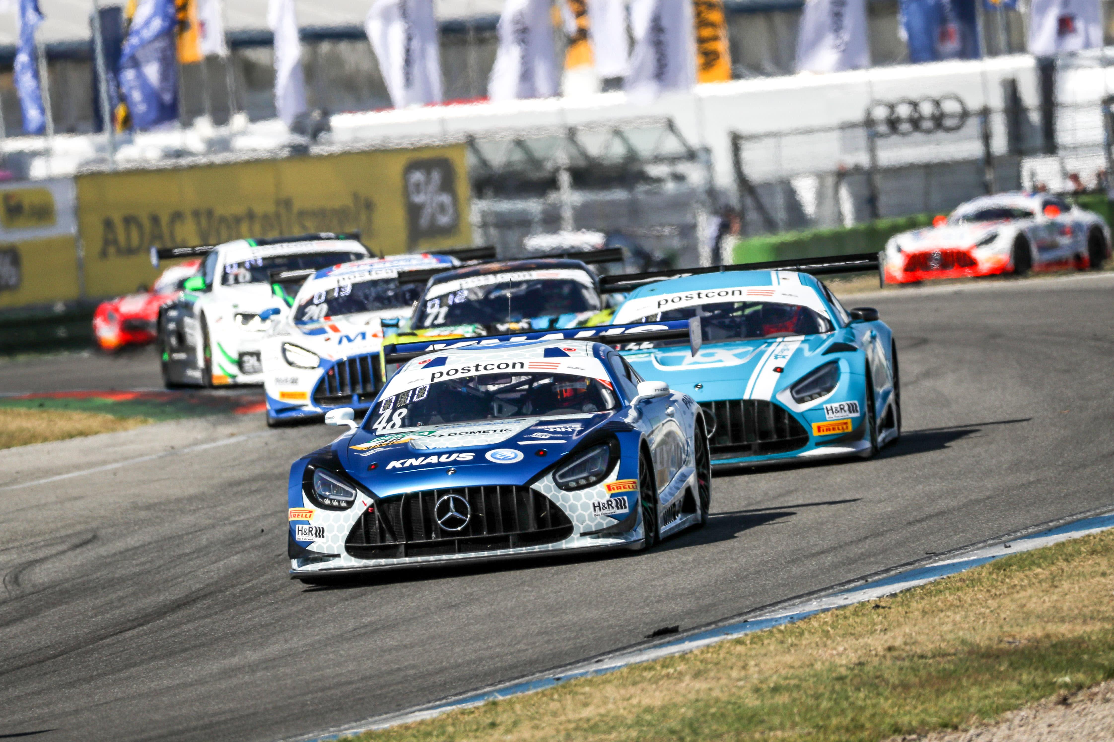 Mercedes-AMG setzt auf ADAC GT Masters-Piloten