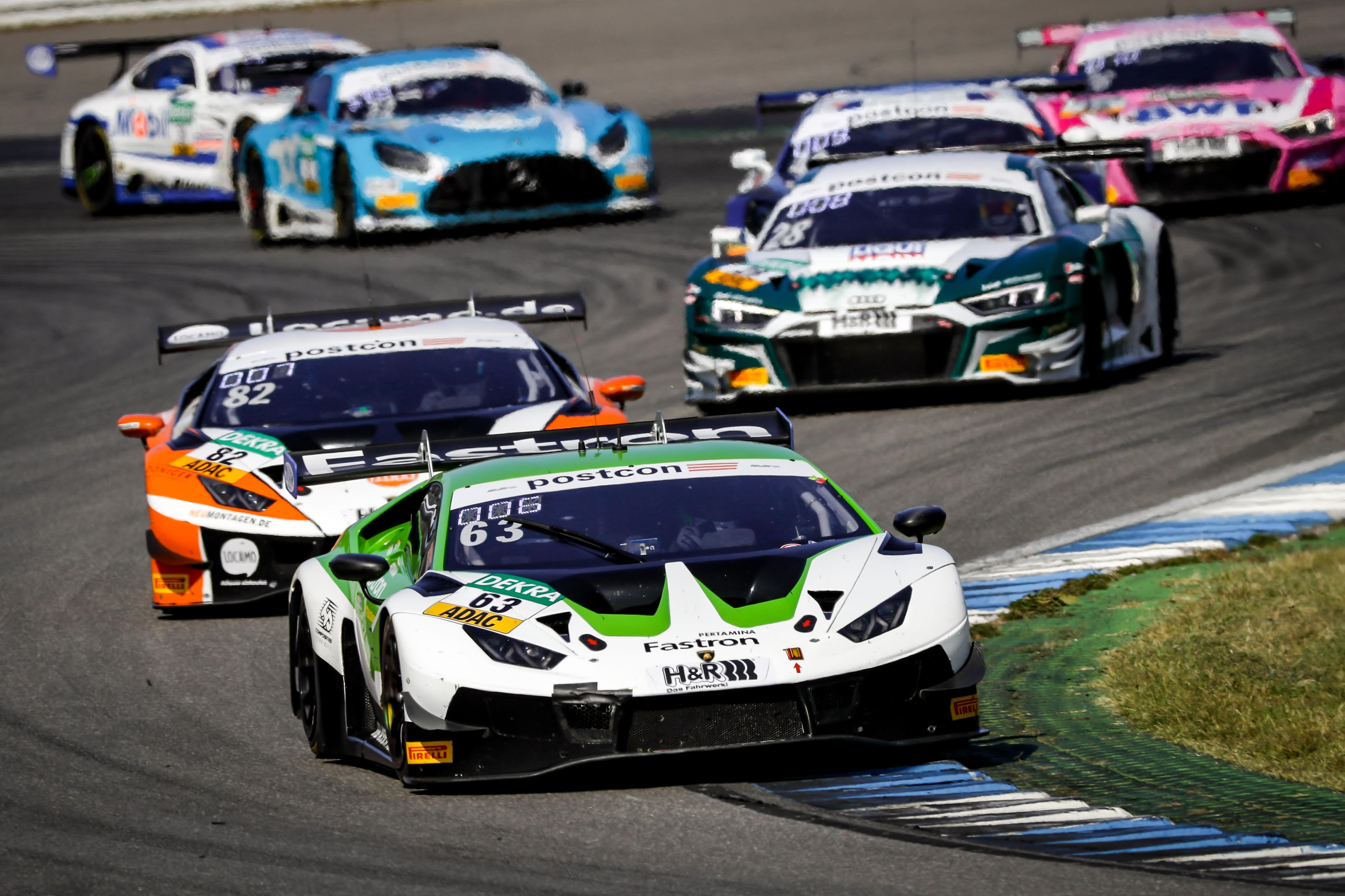 GRT Grasser: mit vier Lamborghini und starken Fahrern um Titel kämpfen