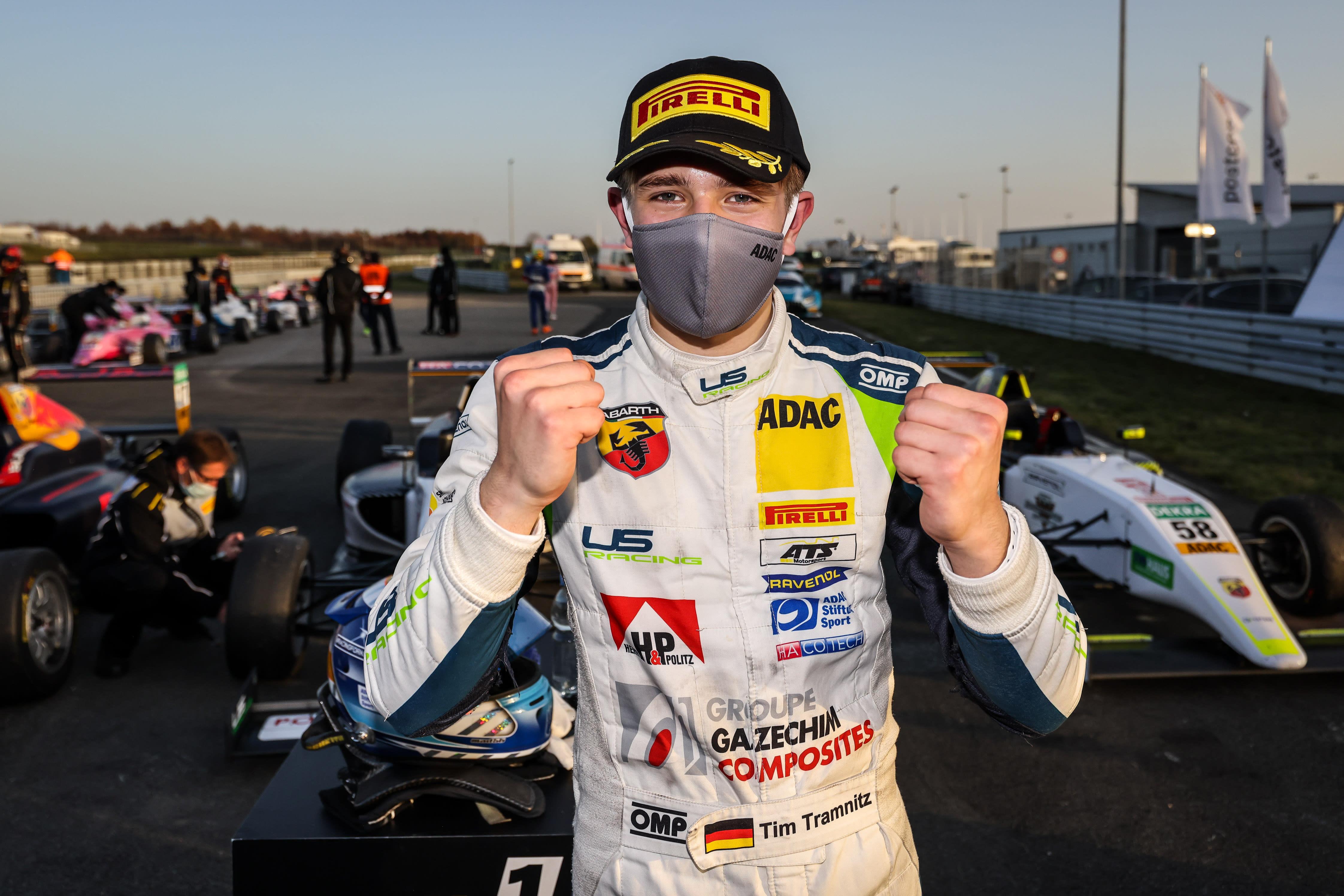 Rookie-Champion Tramnitz erneut für US Racing am Start