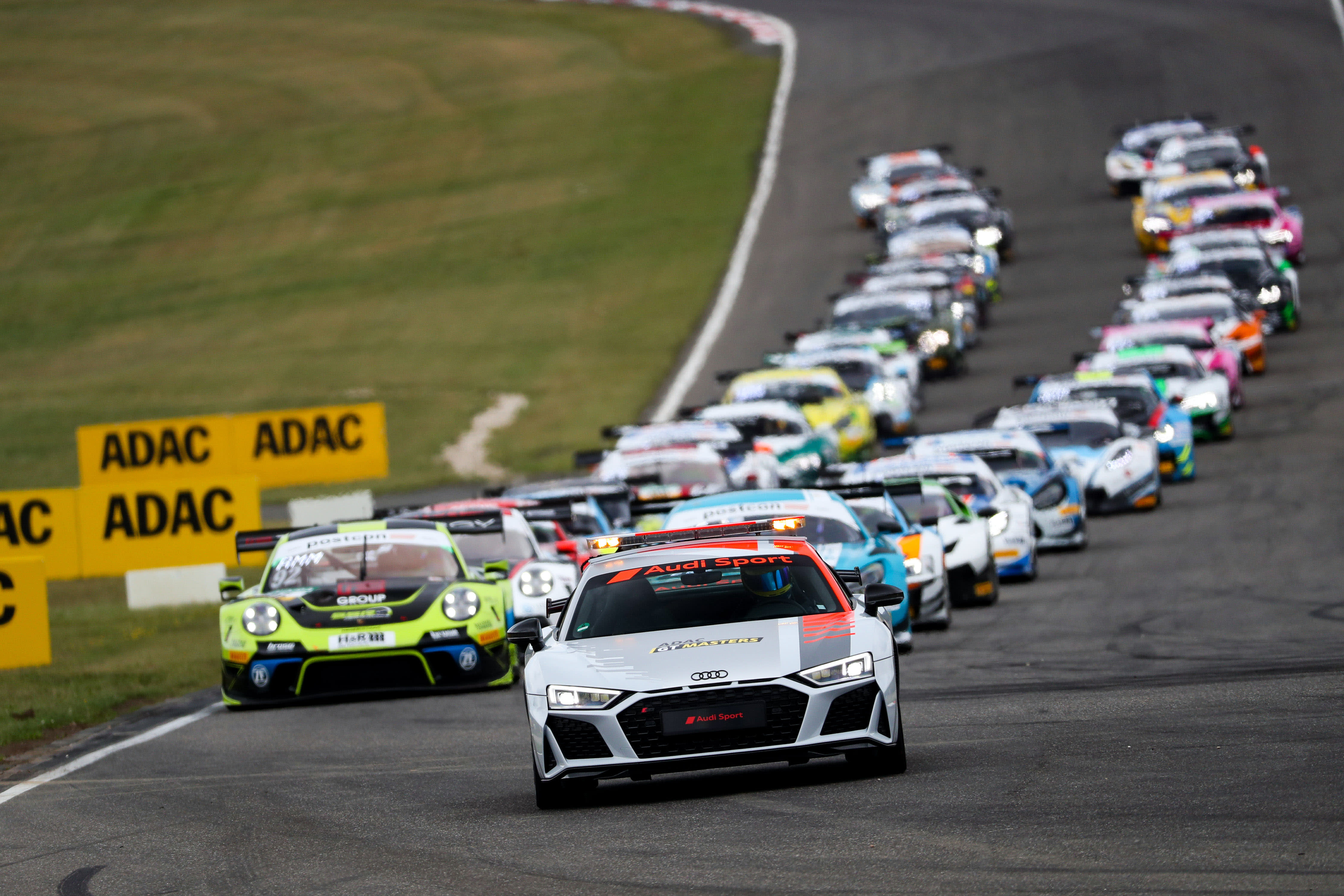 Top Ten: Audi Sport seit zehn Jahren Partner des ADAC GT Masters