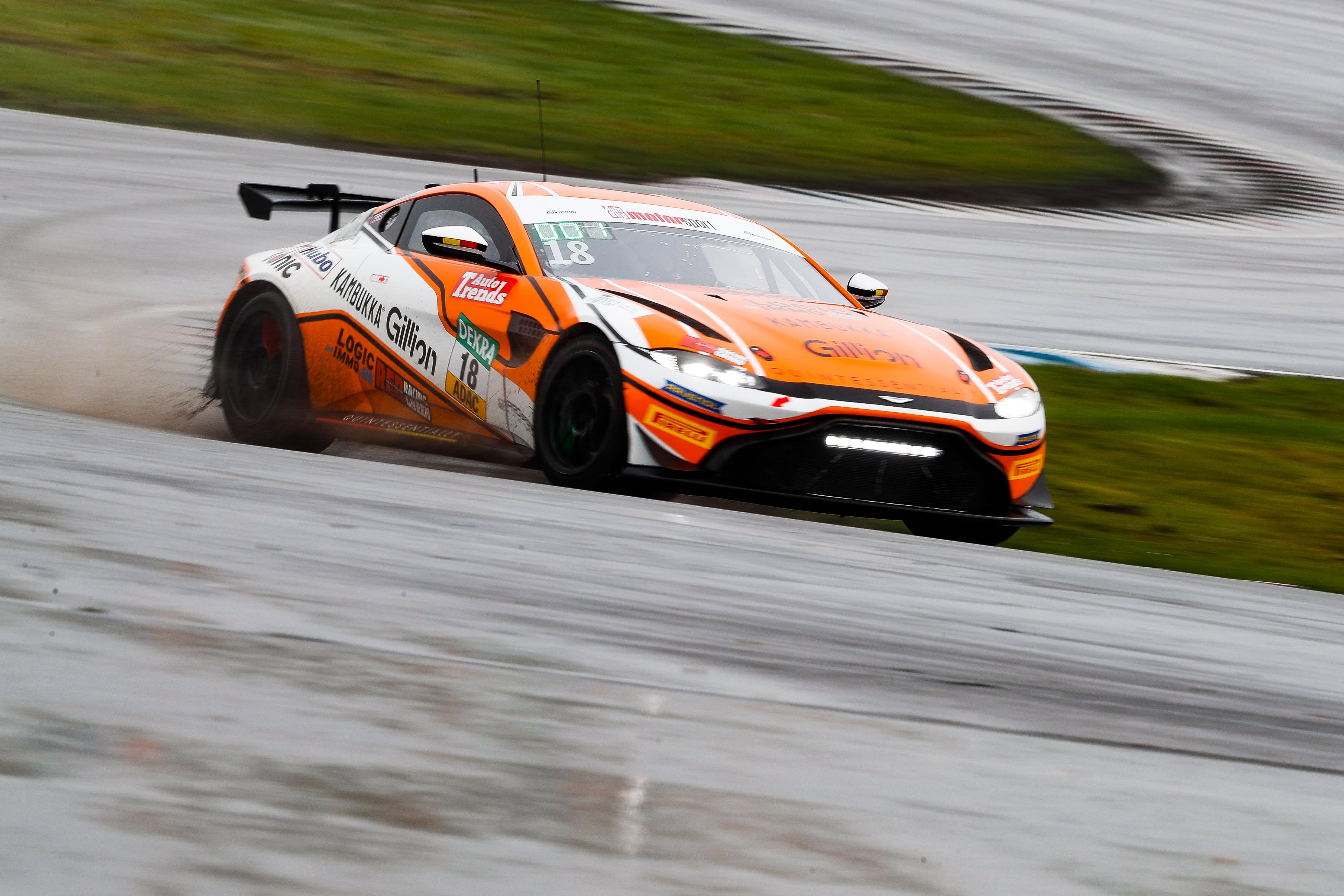 Aston Martin Vantage Gt4 Adac Gt4 Germany Adac Motorsport Klassik
