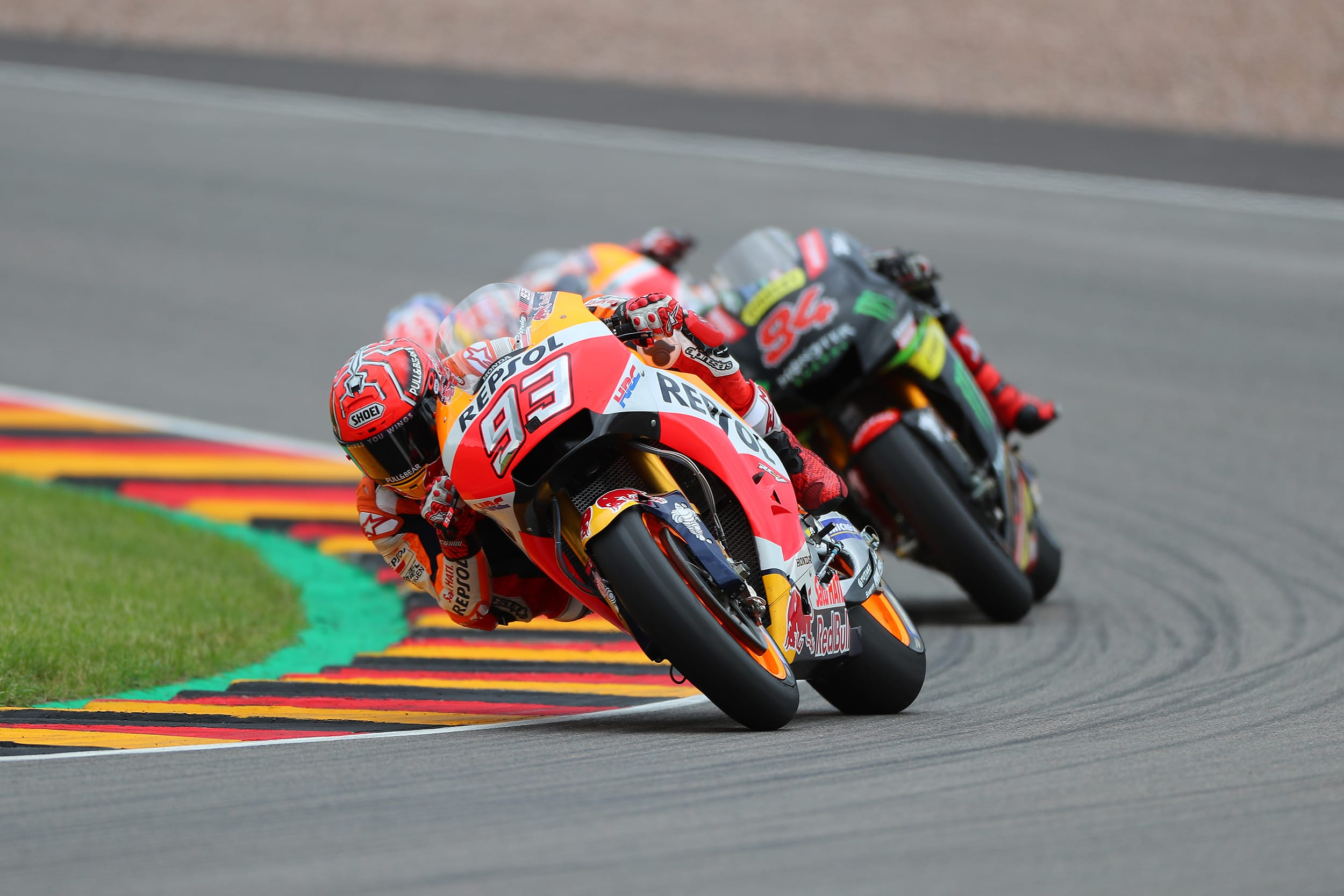 MotoGP Sachsenring Deutschland GP