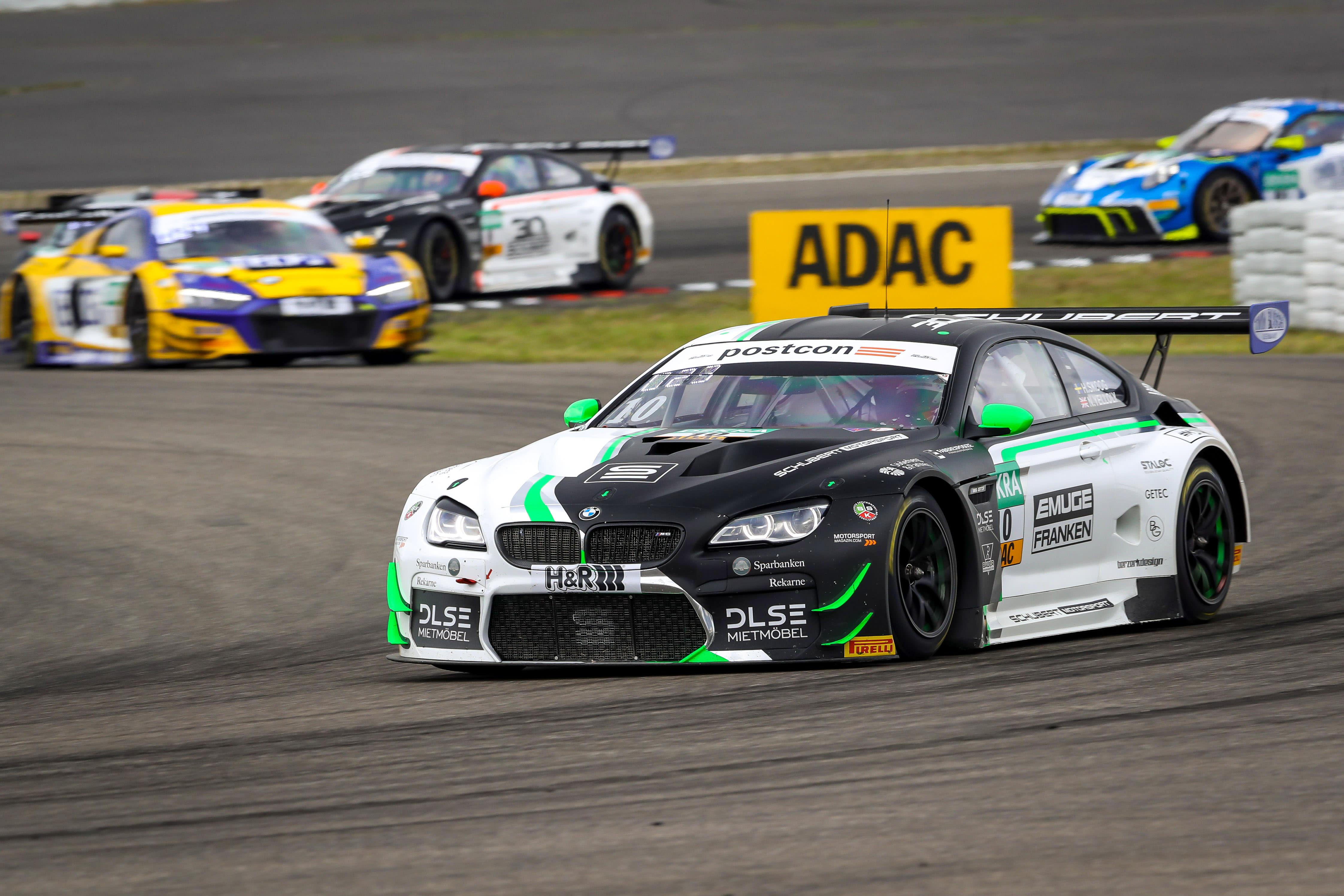 Schubert Motorsport setzt im ADAC GT Masters weiter auf BMW