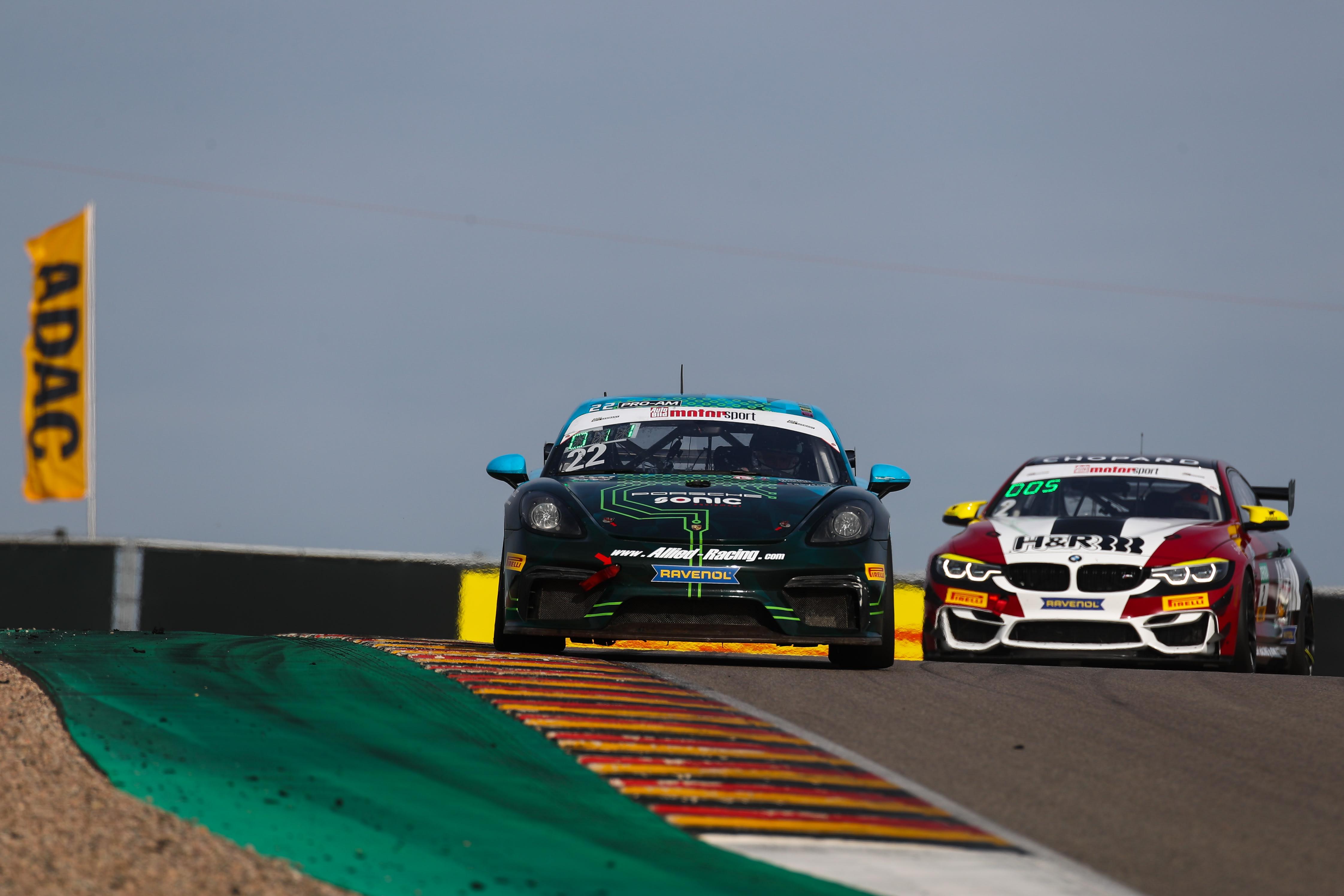 Mission Titelverteidigung: Allied Racing bestätigt erstes Duo