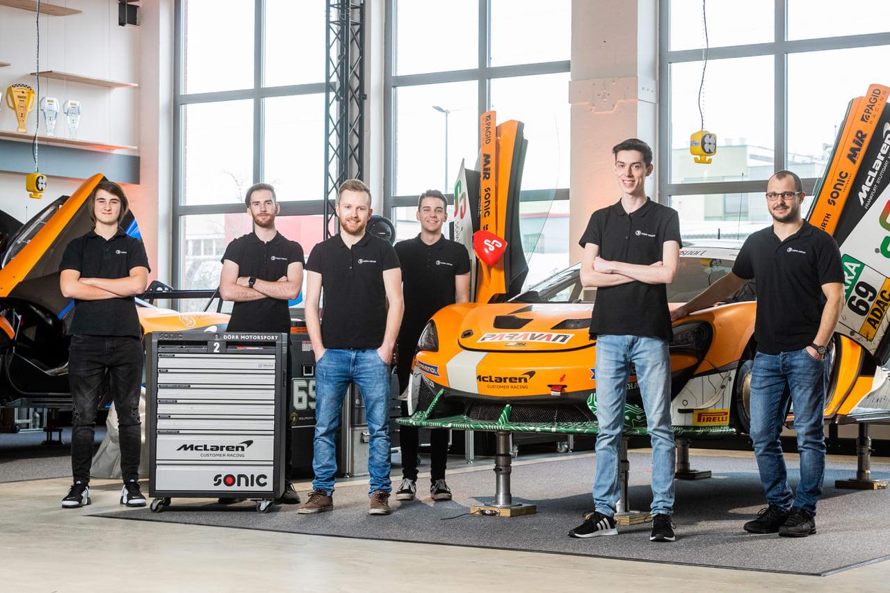 Dörr Motorsport goes virtual
