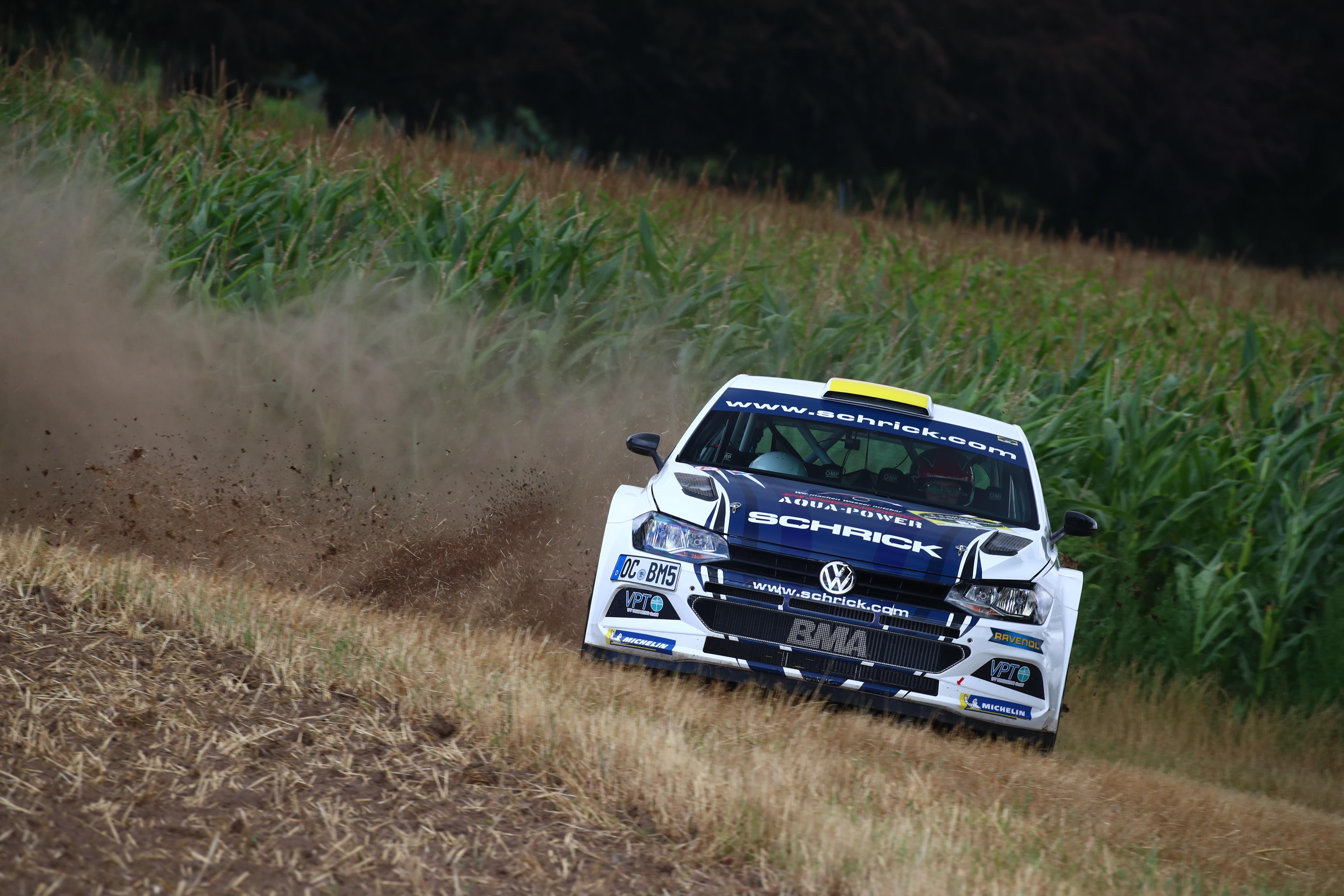 Rallye Sulingen bereit für den Saisonauftakt der DRM