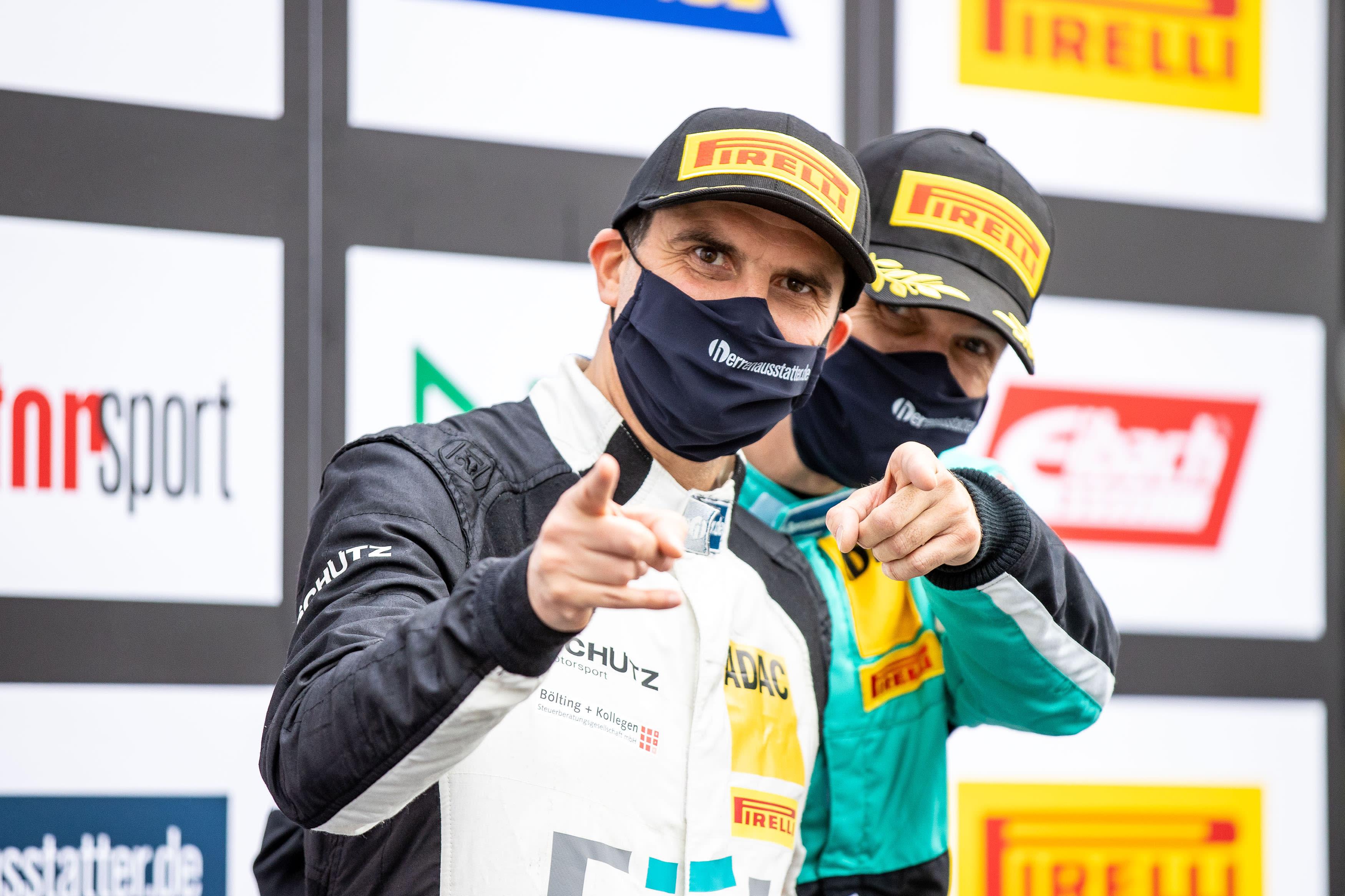Overdrive Racing steigt mit zwei Porsche ein