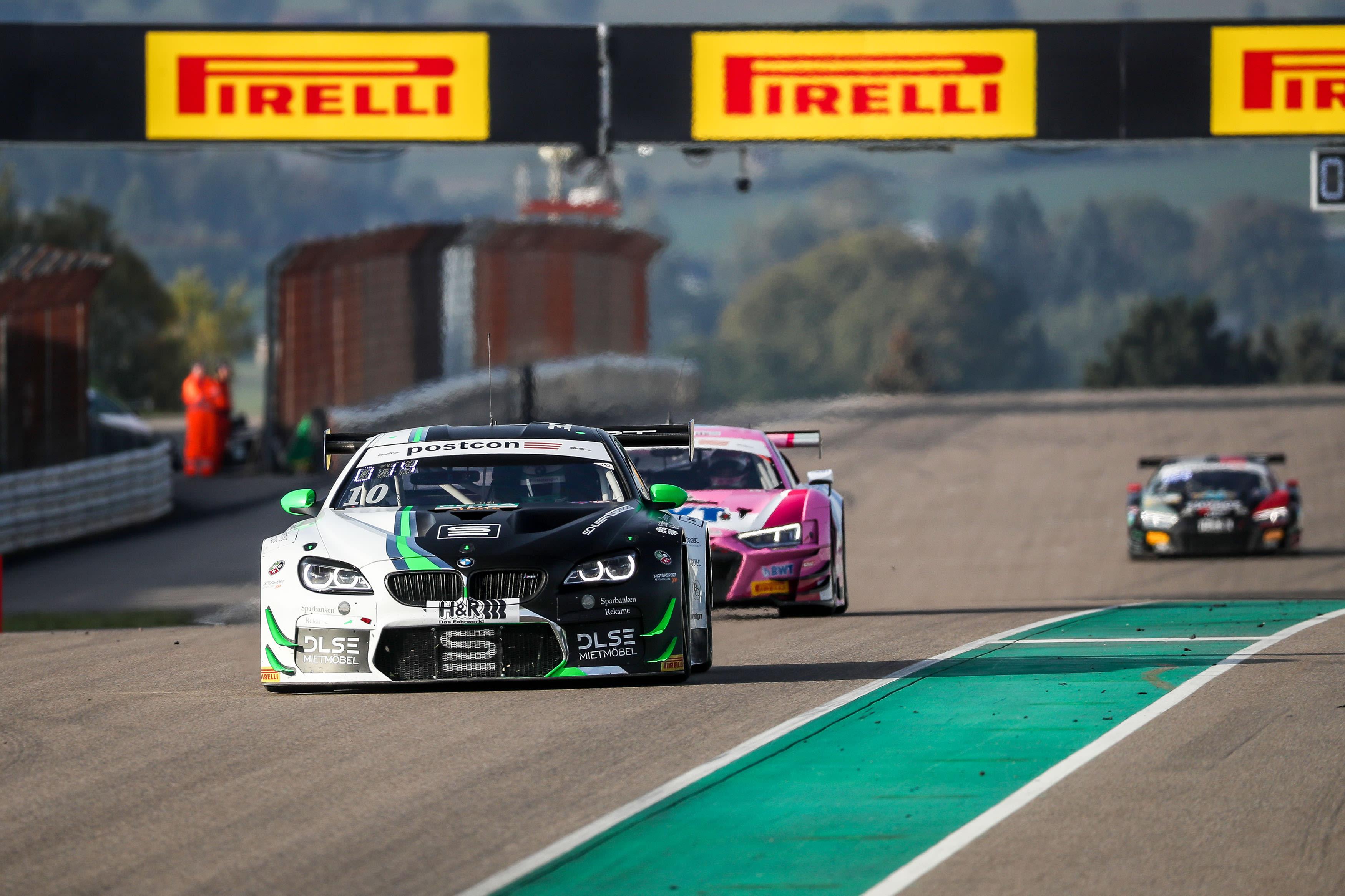 Zwei BMW-Werksfahrer für Schubert Motorsport