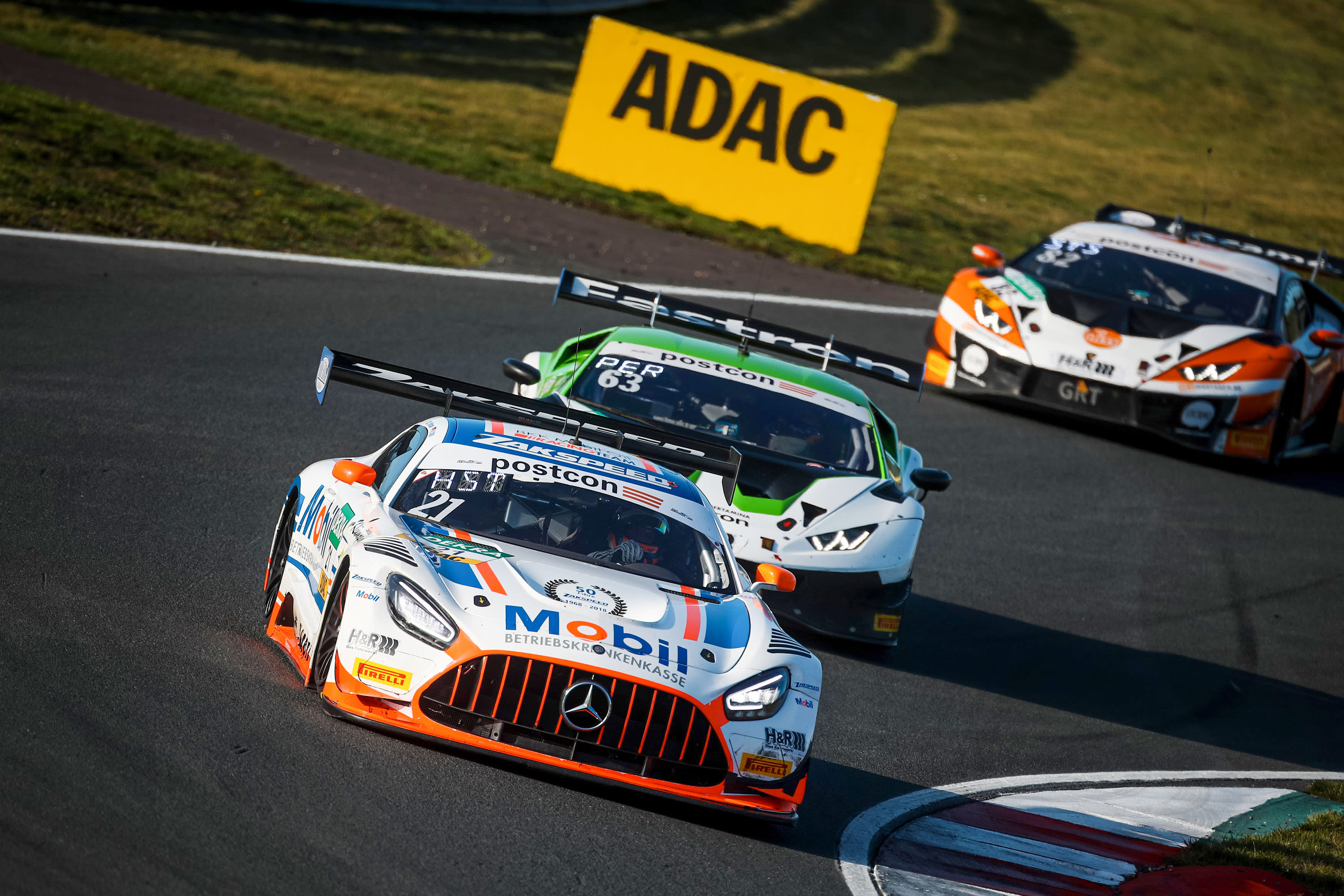 Former champion Jules Gounon returns to the ADAC GT Masters with Zakspeed