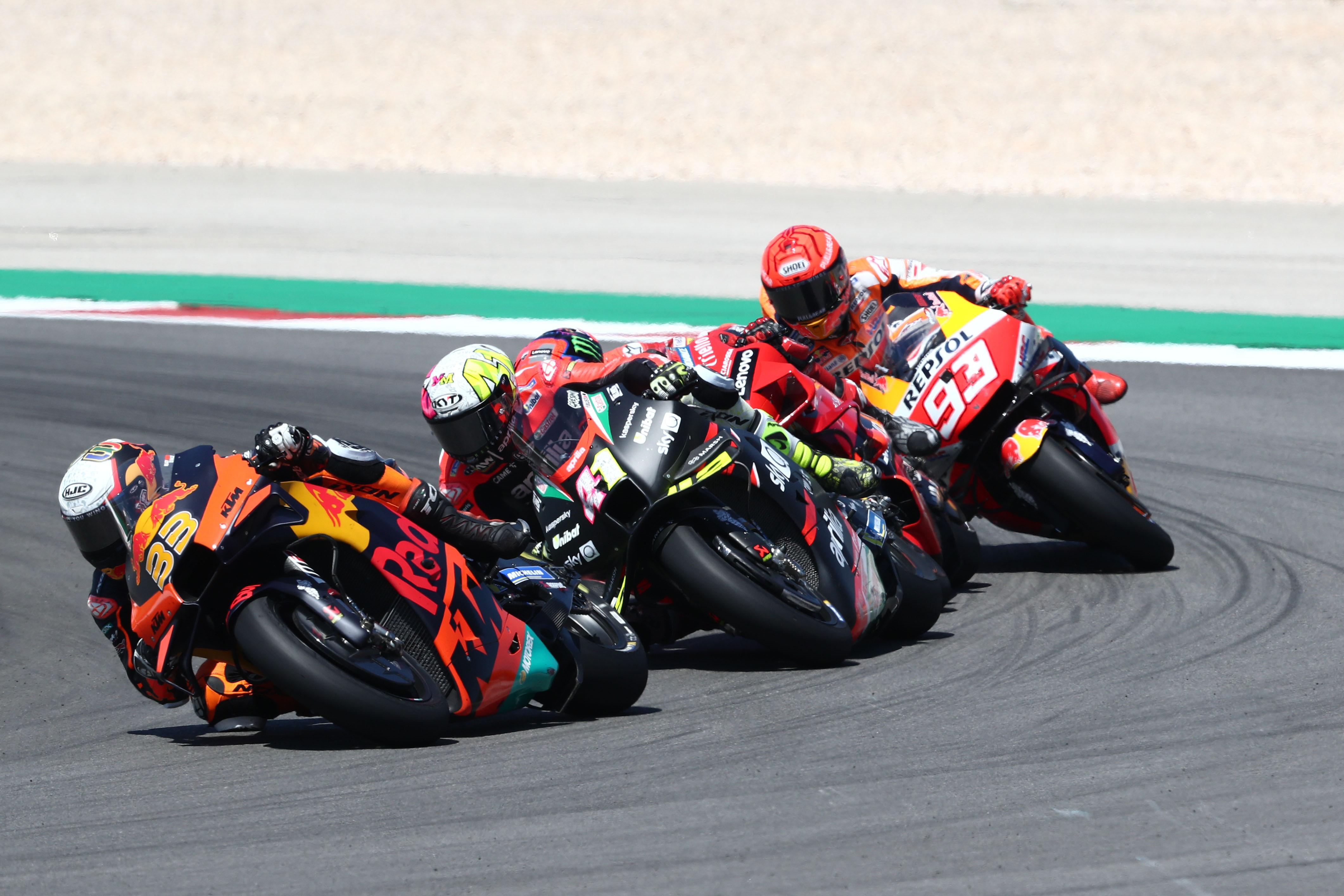 MotoGP in Spanien: Die Sendezeiten von ServusTV