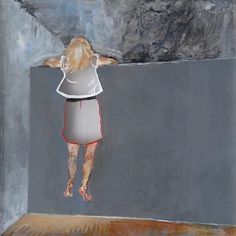Figurative painting by Grazyna Adamska Jarecka