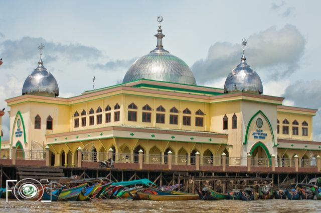 Mosque Kalimantan