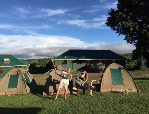 Simba Camp Site