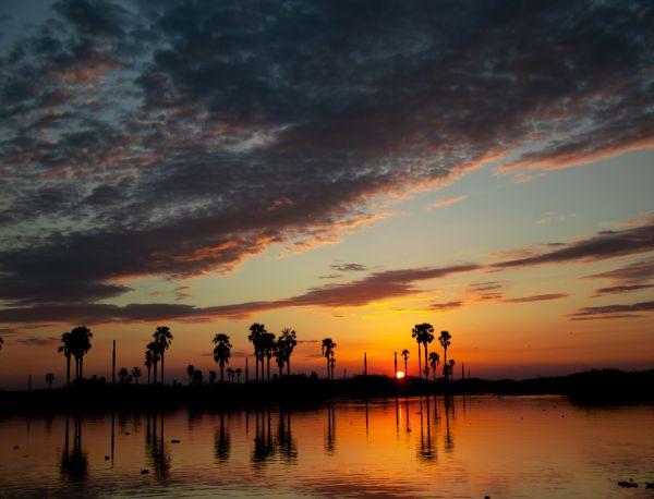 Sealous National Park Sunset
