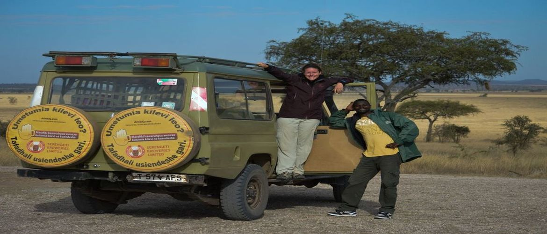 Safaris Portrait