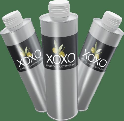 xoxo olivenöl extra vergine