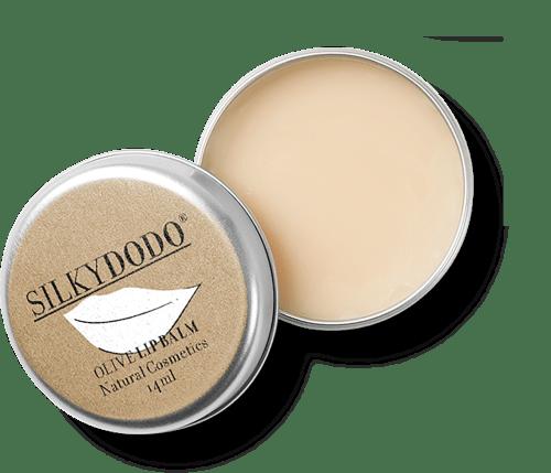 lippenbalsam von silkydodo aus olivenöl
