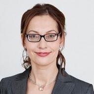 Bild på Satu Holm Jumppanen, Press Relations & Media manager för NCC Finland