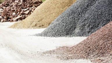 NCC tar imot utgravningsmasse, asfalt, betong og jord til nye gjenvinningsprodukter
