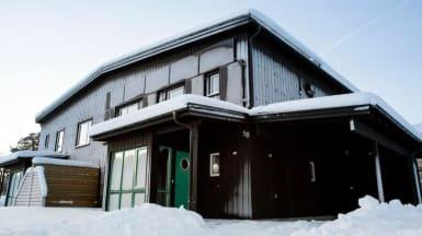 Sjunde huset i Kiruna.