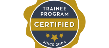 Certifierat Traineeprogram av TraineeGuiden