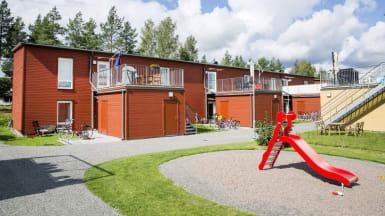 Bild på referensprojektet Design Duo, bostadsrättsföreningen Räven.