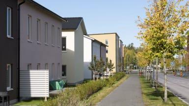 Bild på referensprojektet Design Duo, bostadsrättsföreningen Banjo.