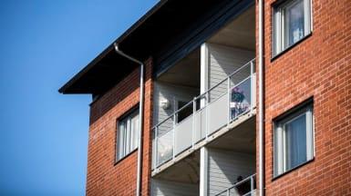 Bild på nya NCC Folkboende i Munkedal.