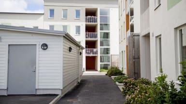 Bild på bostadsprojektet Design Quattro Ytterby